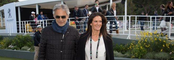 Bocelli e Cracco: musica, gusto e tanto tennis