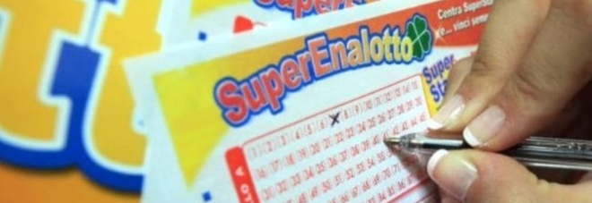 Superenalotto, A Como vinto un milione di euro con soli tre euro. In Lombardia a segno in sette