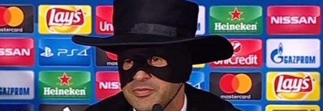 Detto, fatto: lo Shakhtar passa e Fonseca si veste da Zorro