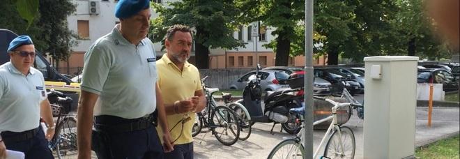 Fabio Gaiatto portato in tribunale