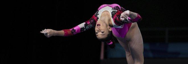Giorgia Villa, tris d'oro a Buenos Aires 2018 nella ginnastica artistica