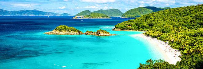 Le Isole Caraibiche Che Pagano I Turisti Per Visitarle Tempo