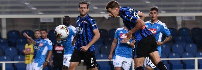 Atalanta-Napoli 2-0, Pasalic più Gosens e Gasperini non smette di volare verso la Champions