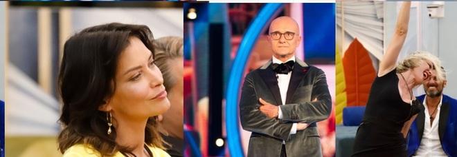 Gfvip, Alfonso Signorini furioso con Antonella Elia e Fernanda Lessa: «Ignobili»