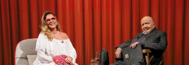 Romina Power a l'Intervista: «io e Al Bano non abbiamo mai divorziato»