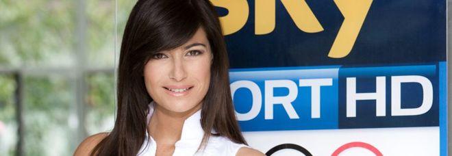 Ilaria D'Amico lascia Sky Calcio Show per la Champions: al suo posto Bonan. Tutti i match di A con 8 euro in più