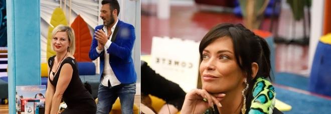 GFVip, Fernanda Lessa minaccia Antonella Elia: «Se non avessi fatto terapia ora non saresti viva»
