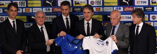 Italia, ecco Mancini: «Un orgoglio essere ct. Balotelli? Lo chiamerò»