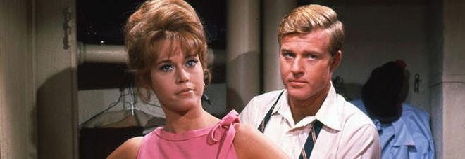 Robert Redford e Jane Fonda: oggi le star più attese. Ma il maltempo mette a rischio il red carpet