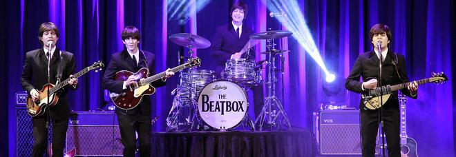 Beatobox, live i cloni dei Beatles: ricerca maniacale per ricreare un'emozione