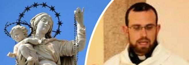 Madonna di Pompei, il parroco don Ivan: «Nessun miracolo, la fede è una cosa seria»
