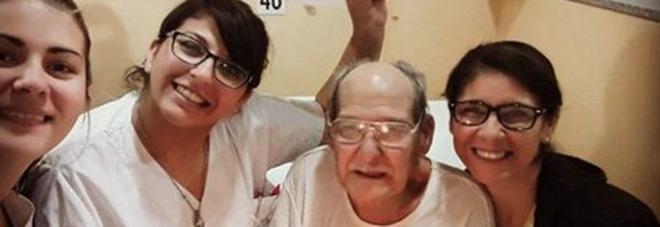 Anziano si finge malato e va in ospedale: era il suo compleanno e non voleva stare da solo
