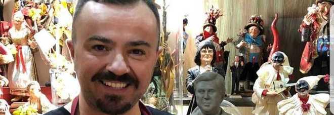 Napoli, scoppia la guerra dei presepi: Di Virgilio accusa i colleghi | Foto