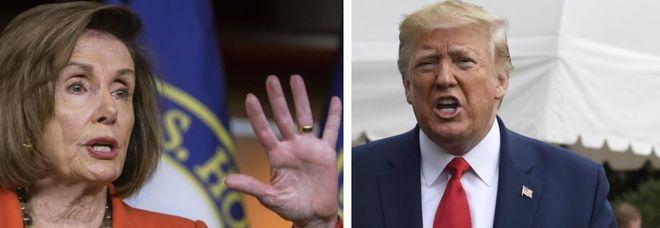 Trump, Camera Usa approva procedure per impeachment. Il presidente: «La più grande caccia alle streghe»