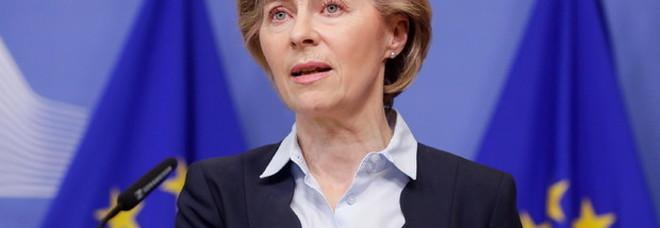 La Ue sospende il Patto di stabilità.  Von der Leyen apre ai Coronabond