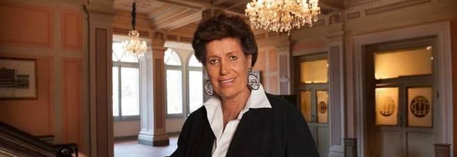 Addio a Carla Fendi, la signora della moda aveva 80 anni