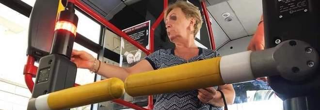 Roma, ticket sul bus e tornello: via alla sperimentazione