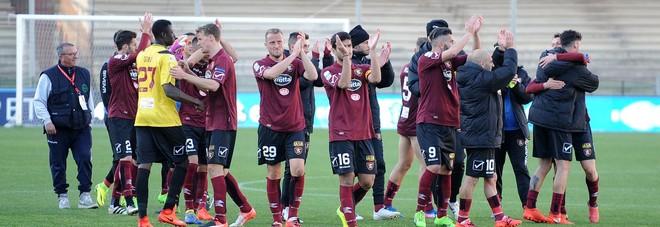 Salernitana, dopo il Brescia si riaccende la speranza play off
