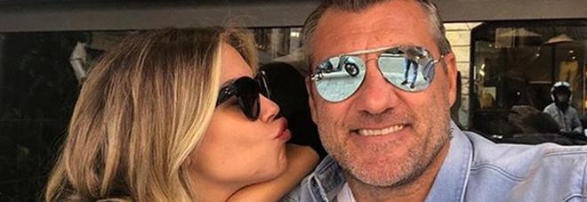 Costanza Caracciolo e Bobo Vieri (Instagram)