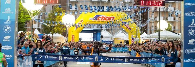 Jesolo Moonlight Half Marathon: decimo anniversario con grandi novità