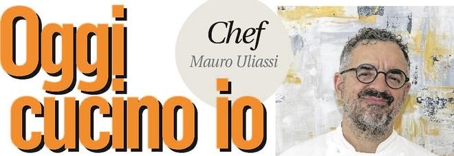 Oggi cucino io: sul Corriere Adriatico le ricette di Mauro Uliassi