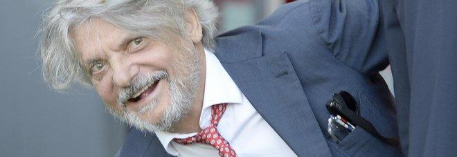Ferrero: «Roma triste e infartuata. Comprare i giallorossi? Mai dire mai»
