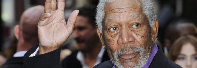 Morgan Freeman nella bufera, otto donne lo accusano di molestie