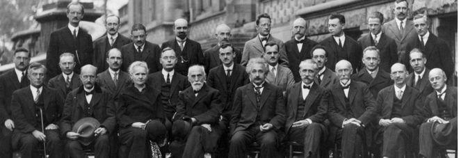Le scienziate in posa a Trento