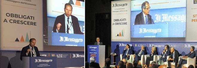 Obbligati a crescere, strategie per l'Italia: al via l'evento del Messaggero