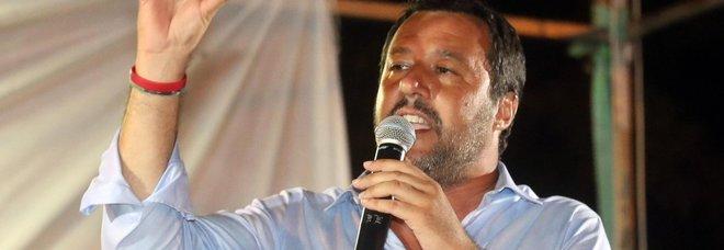 Matteo Salvini a Trento