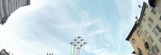 Friuli Doc decolla con le Frecce Tricolori: «Serve uno scatto di orgoglio»
