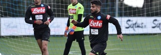 Napoli, Diawara torna in gruppo a parte Insigne e Maksimovic