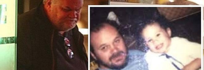 Meghan Markle, il padre fuori di peso in Messico al take away italiano