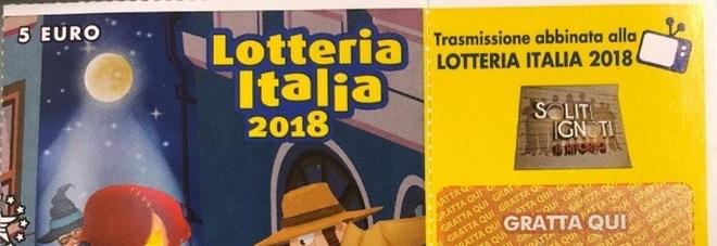 Lotteria Italia 2019: i 50 biglietti vincenti a cui vanno 50.000 euro, 8 venduti a Roma