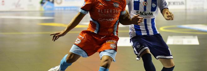 Honorio - Rosa Luparense Pescara finale scudetto
