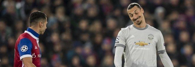 Ibrahimovic, ritorno in Champions da record: in campo con 7 club diversi