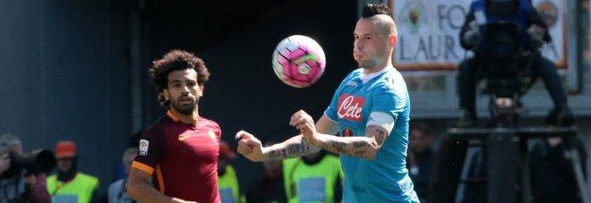 Napoli-Roma vietata ai giallorossi dal Viminale stop alla vendita