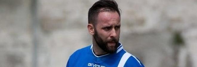 L'attaccante Raffaele Esposito
