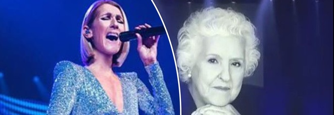Celine Dion piange la scomparsa della madre Therese a 4 anni dalla morte del marito René Angelil
