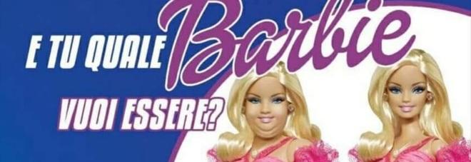 Barbie magra o grassa? Lo spot  della palestra scatena le polemiche