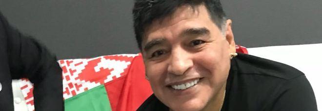 Maradona in Bielorussia: tecnico e presidente della Dinamo Brest