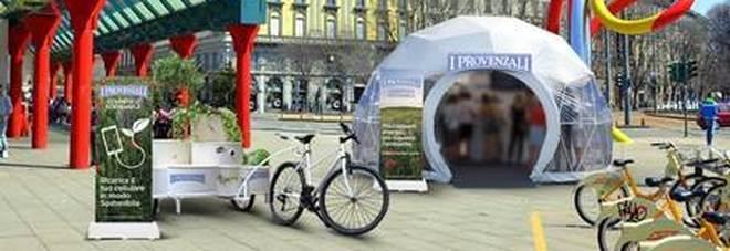 Arriva la prima EcoOasi sostenibile: sorpresa in piazza Cadorna a Milano