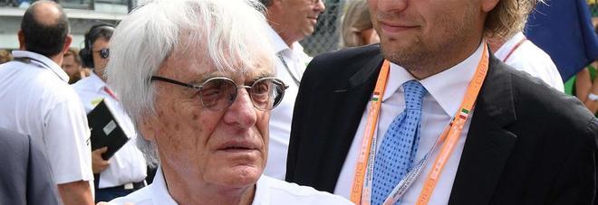 Bernie Ecclestone, ex patron della Formula 1