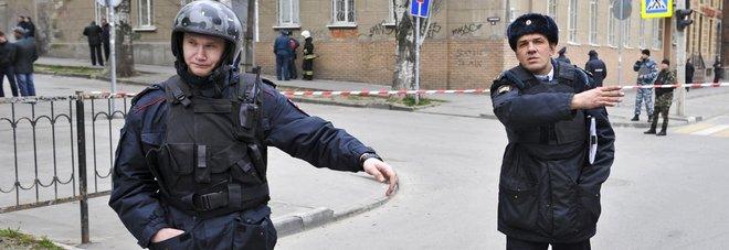 Russia, spari nella sede dei servizi segreti: 3 morti fra cui l'assalitore