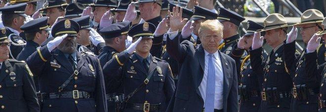 Trump: pena di morte per chi uccide un poliziotto