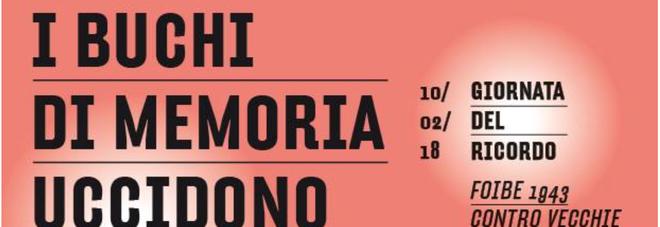 Il manifesto della Regione Umbria