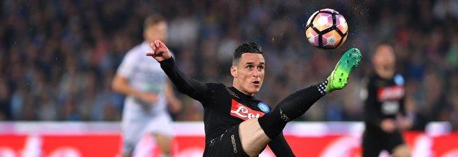 Napoli meglio di Barcellona e Real Azzurri con 4 uomini in doppia cifra