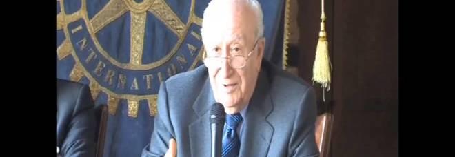 Morto Luigi Biscardi, fratello di Aldo: aveva 91 anni, era stato senatore fino al 2001