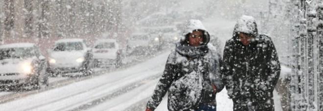 Nuova perturbazione in arrivo: freddo e neve a bassa quota su tutto il Paese