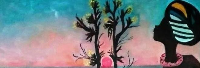 Nei suoi quadri immortala la natura